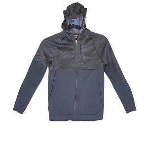 Champion hoodie with thumb holes sz Lg 12-14 EUC